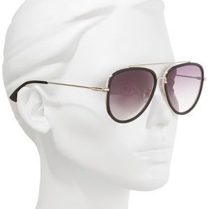 e1721591be Alice + Olivia Accessories - NWT Alice + Olivia Lincoln Aviator Sunglasses